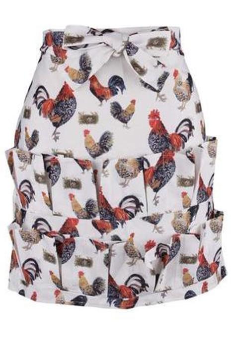 SKAP088  製造農場收集雞蛋圍裙  訂製防碎防摔多口袋圍裙 雞蛋圍裙供應商