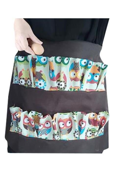 SKAP089 製造農場收集雞蛋圍裙  訂製防碎防摔多口袋圍裙 雞蛋圍裙供應商