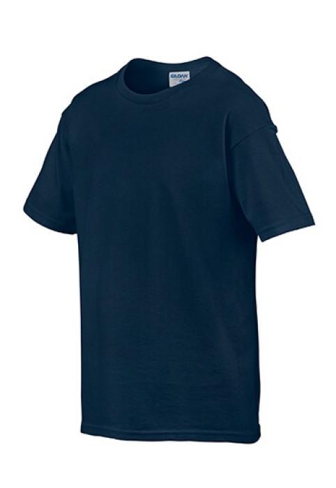 Gildan 寶藍色 032 短袖兒童圓領T恤 76000B 純色童裝tee 買童裝T恤 純色童裝T恤 T恤價格