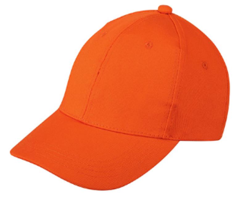 1LE05 橙黃色047棒球帽    來樣訂製棒球帽  棒球帽生產商 帽價格 棒球帽價格