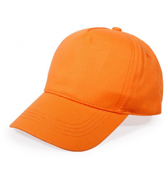 SKBC001 設計兒童棒球帽 97.1%面2.9%粘纖 供應兒童廣告帽  訂購兒童拼色棒球帽 棒球帽hk中心