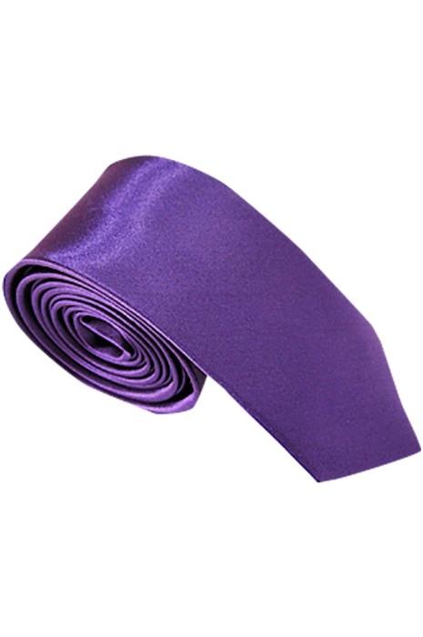 TI126 大量訂製純色領呔  設計休閒領呔 領呔供應商