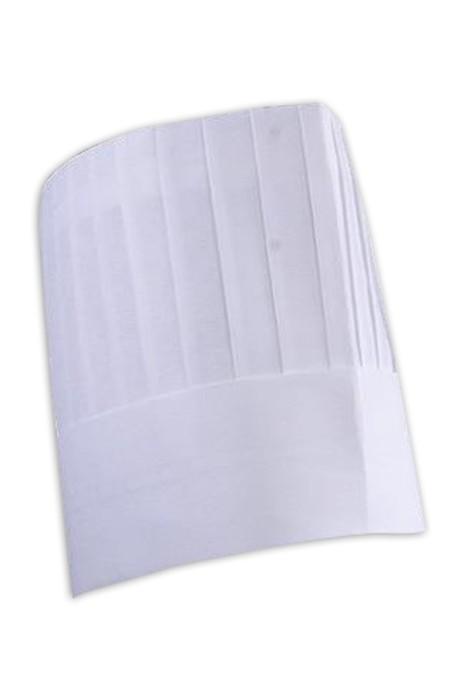 SKCH015  大量訂製一次性兒童廚師帽  設計無紡布廚師帽 廚師帽中心 20個/包