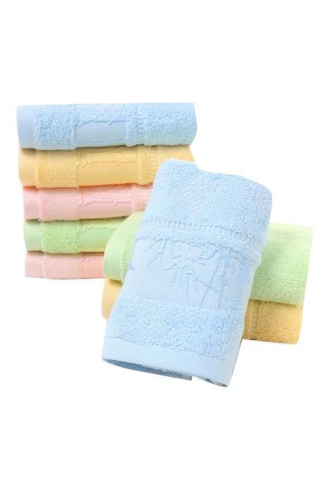 SKTW013  設計竹子美容毛巾 供應超柔不掉毛手感細膩 115g 竹子加厚 高檔竹纖維毛巾  34*70cm 竹炭