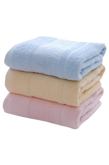 SKTW014  批發竹纖維浴巾 禮品回禮高檔毛巾  網上下單竹纖維毛巾  毛巾製衣廠  450G    70cm*140cm