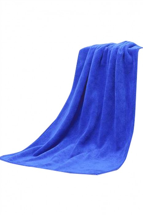 SKTI049  大量訂製淨色毛巾 設計美容院 髮廊 毛巾 吸水 80%Polyester  20%棉  毛巾中心 60*30cm 75*35cm