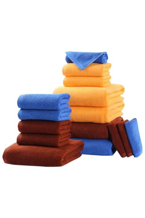 SKTI053 製造淨色毛巾 純棉 浴巾速乾 吸水  酒店 美容院 髮廊毛巾 毛巾中心 35*75 70*140  洗頭毛巾    寵物用 動物 洗澡 沖涼用