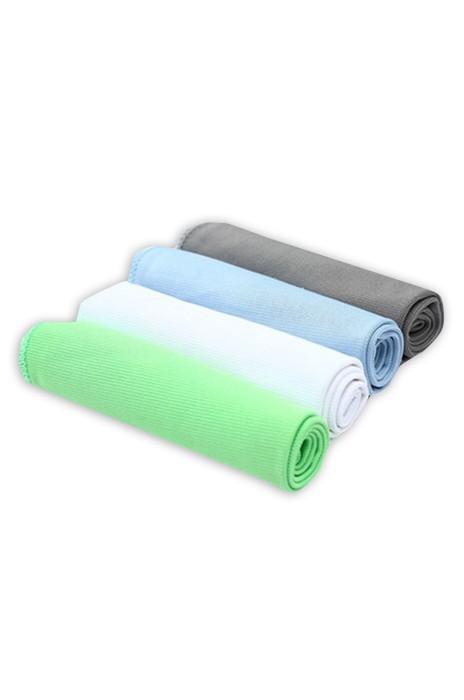 SKTI056   擦玻璃杯子專用抹巾   吸水不掉毛不留痕   廚房清潔   餐廳飯店保潔白毛巾