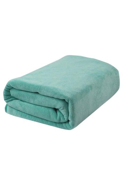 SKTI061  成人浴巾   家用吸水大浴巾   非純棉定制logo   飯店美容院鋪美容床大毛巾    海灘浴巾