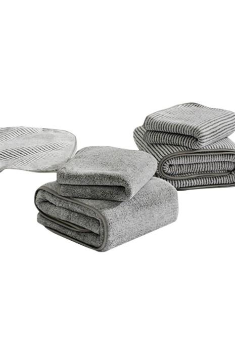 SKTI063  抗菌毛巾男女面巾   比純棉全棉吸水不掉毛    洗臉洗澡家用    柔軟珊瑚絨    抗菌毛巾