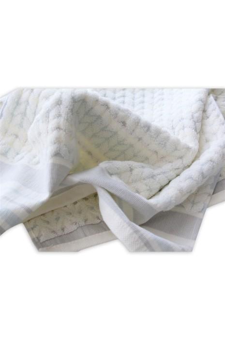 SKTI064  純棉浮雕   稻穗節有厚度   46*70cm大毛巾   毛巾厚度