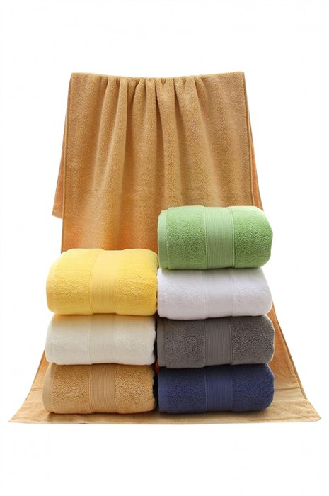 SKTI076  大量供應吸水毛巾  設計酒店 美容院純棉加厚毛巾 500克  毛巾專門店  70*140CM 浴巾