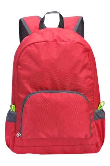 SKBP007  大量訂製大容量折疊背囊   個人設計多功能休閒輕便折疊背囊  防水 行山 方便攜帶收納摺疊