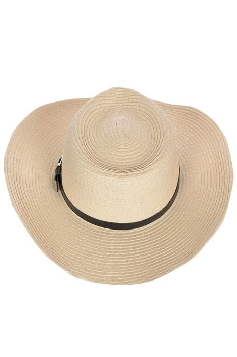 訂做巴拿馬草帽  自訂旅遊度假沙灘帽 遮陽 舒適透氣  草帽供應商 SKB008