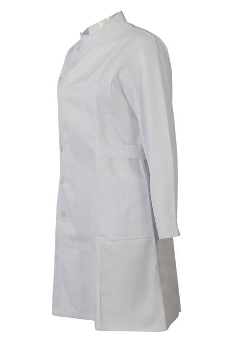 SKNU003 訂製診所護士制服  護士制服零售 護士制服旺角 診所制服價錢  醫生制服專門店  舒特呢  護士服價格