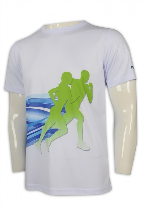 T960 訂購吸濕排汗短袖T恤 設計跑步運動T恤 T恤專門店
