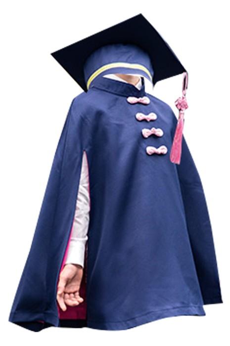 SKDA025  製造畢業袍  設計中山鈕扣畢業袍 畢業袍中心 兒童畢業袍 小學畢業袍 中學畢業袍
