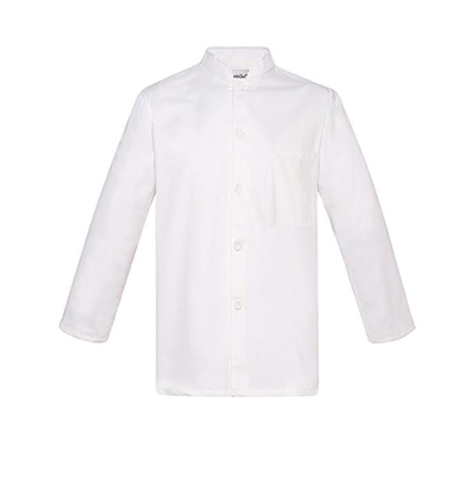 CHKOUT-8128C1 設計長袖廚師服  訂購冬季廚師制服  定制時尚廚師服 廚師服專門店