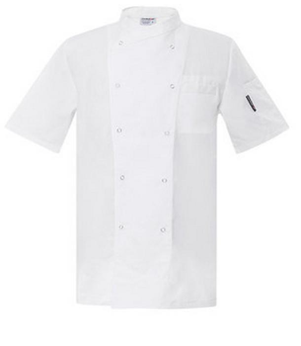 CHKOUT-8131X2   訂購透氣舒適廚師服  來樣訂造廚師服 多色訂造廚師制服 廚師服製衣廠