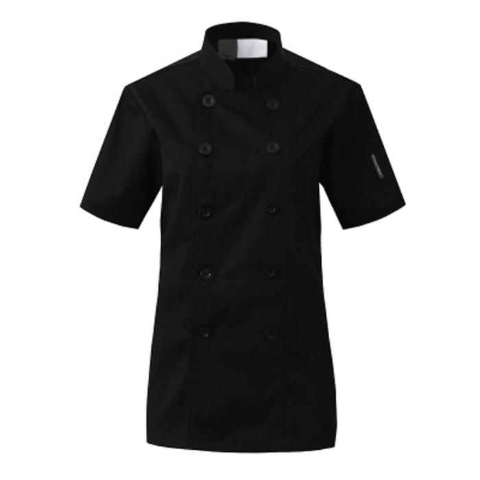CHKOUT-U118D0400B 訂造透氣廚師制服  網上下單廚師制服 來樣訂造廚師制服  廚師制服hk中心