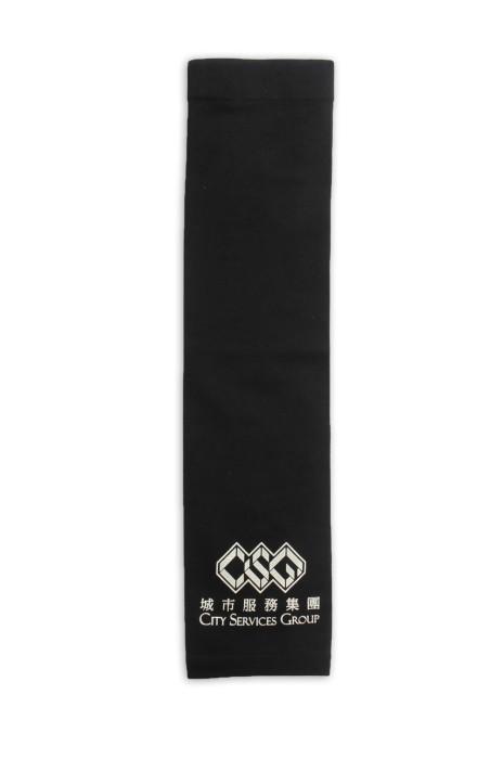 IS017 訂製運動袖套 建築工人 防曬袖套 95%錦綸 5%氨綸 袖套生產商