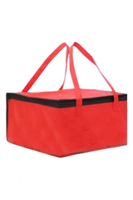 SKEPB012  大量訂製手提保溫袋 冷藏袋  設計拉鏈款式 鋁箔內膽  海鮮 火鍋 燒烤 蛋糕 外賣員配送保溫冷藏環保袋