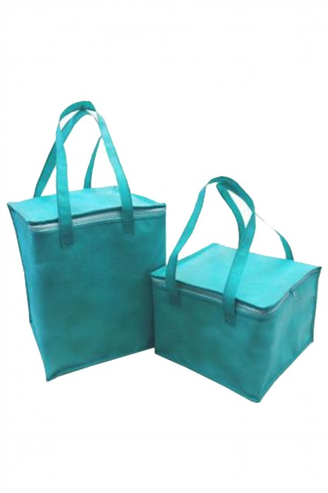 SKEPB013 製造手提保溫袋 冷藏袋  設計拉鏈款式 鋁箔內膽  海鮮 火鍋 燒烤 蛋糕  盆菜 外賣員 無紡布保溫冷藏環保袋