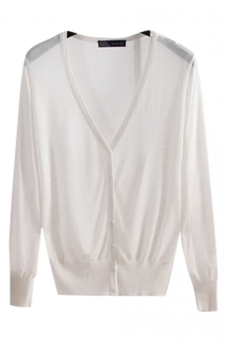 SKSW013  供應超薄短款外搭毛衫外套 大碼空調衫 防曬衣薄款 長袖女針織衫 開衫純色外套