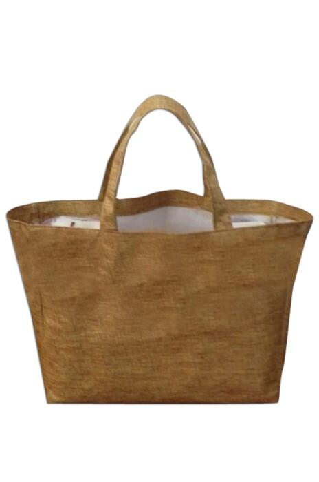 EPB002 土黃色帆布袋   來樣定制帆布袋  製造大號帆布袋  帆布袋製造商