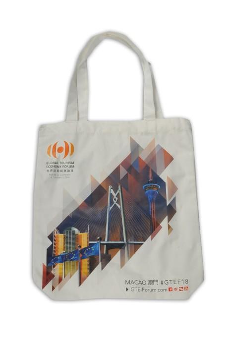 EPB030 訂做印花帆布袋 手提帆布袋 澳門 帆布袋供應商