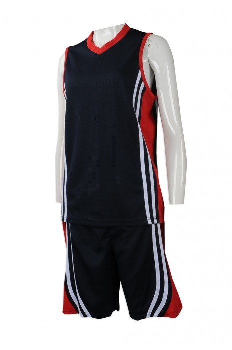WTV152 來樣訂造運動套裝 網上下單拼色款運動套裝 設計運動套裝製造商    黑色