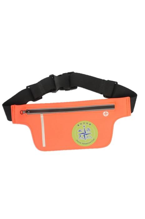 PK031 來樣訂做貼身腰包款式 製作運動腰包 文娛活動協會 設計腰包生產商