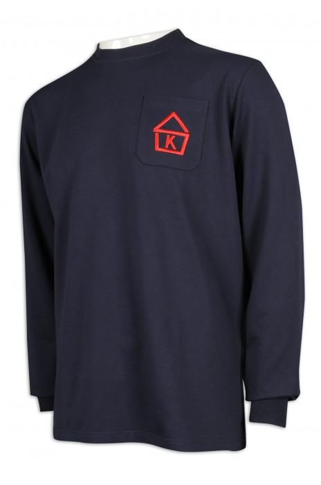 Z436 製作男裝圓領衛衣 65%棉 35%滌 百萬行 慈善行 澳門 非牟利社團 民間社團組織 合營組織 衛衣製造商