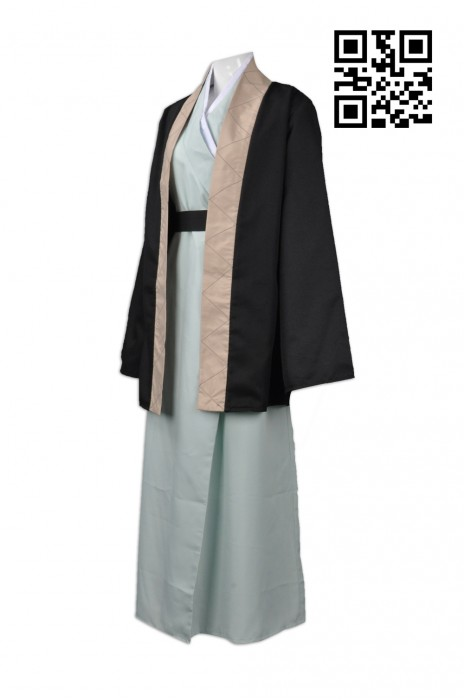 CP003 設計日式和服cosplay  來樣訂造cosplay  角色扮演 戲劇 網上下單cosplay  cosplayhk中心 和風