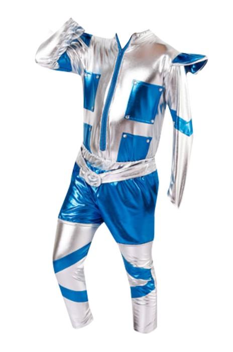 CP023  訂購兒童舞蹈服 幼兒園太空服裝 少兒小勇士服裝 機器人表演服 環保演出服 cosplay專門店