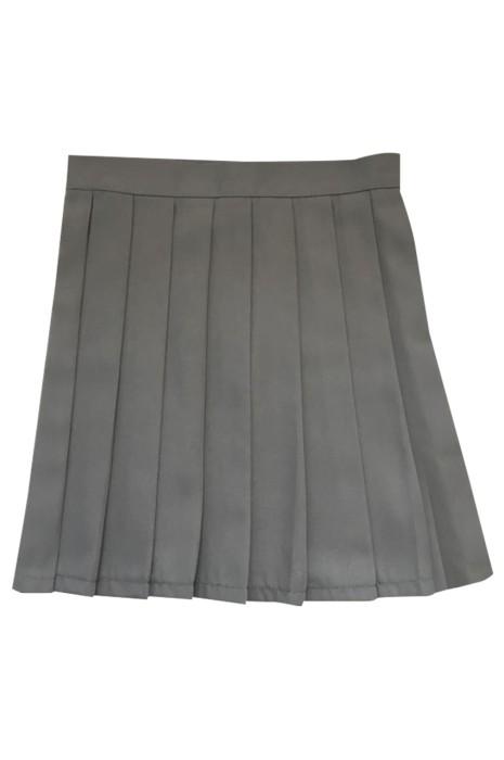 SKPS002 製造百褶半身裙 訂製學院風百褶短裙 百褶裙中心
