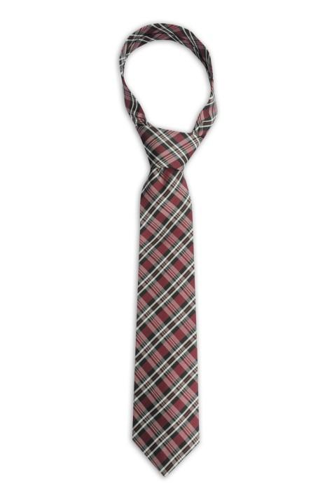 BT096 設計韓版商務領帶 格紋領帶 時尚領帶 領帶製造商
