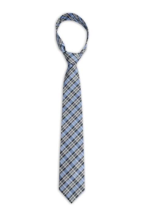 BT097 製作職業正裝領帶 格紋領帶 領帶專門店