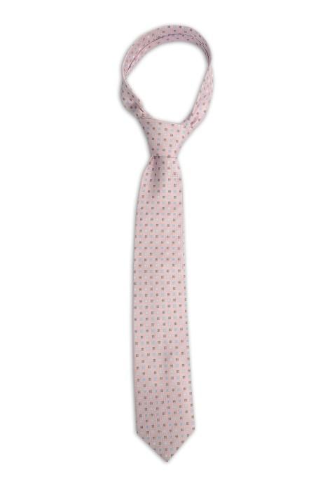 BT103 訂做韓版商務領帶 小方格領帶 領帶供應商