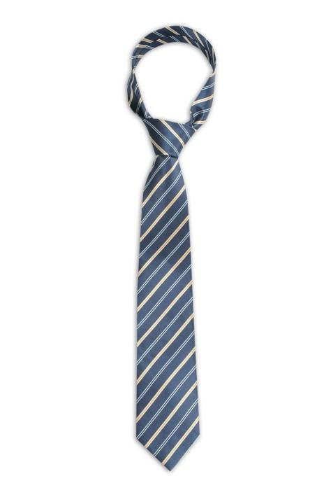 BT114 訂製男士韓版商務領帶 條紋領帶 領帶生產商