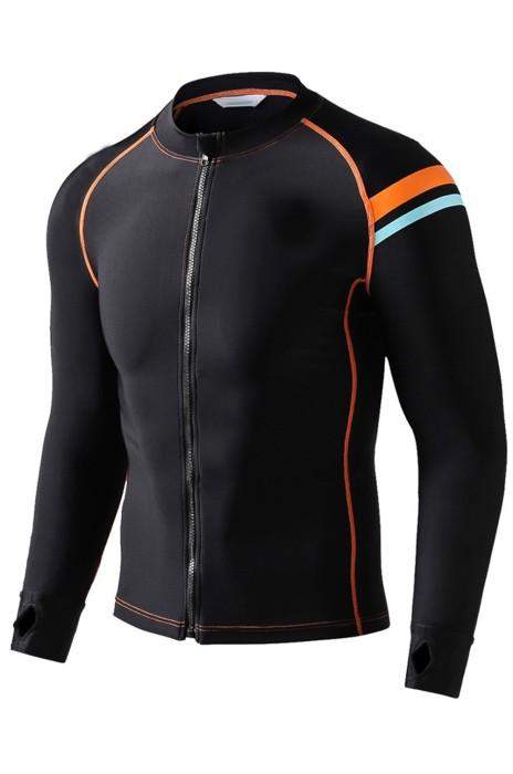 ADS024  男士潛水服套裝 分體速乾加大碼浮潛服 防曬沖浪服 水母衣