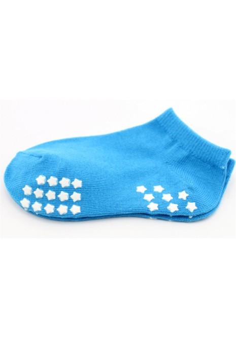 SKSG005 訂購童防滑襪 男女寶寶學步襪子 嬰幼兒船襪 親子地板襪 純色棉襪  短筒款