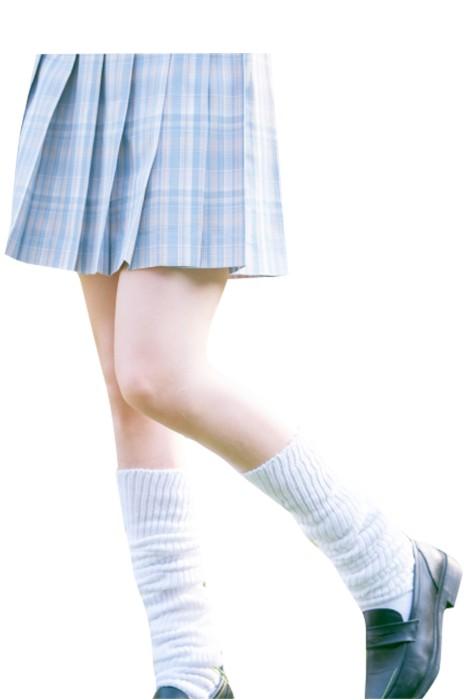 設計日系jk制服堆堆襪女   日本鬆垮泡泡大象襪   cos動漫   學生純色半截長襪  SKSG017