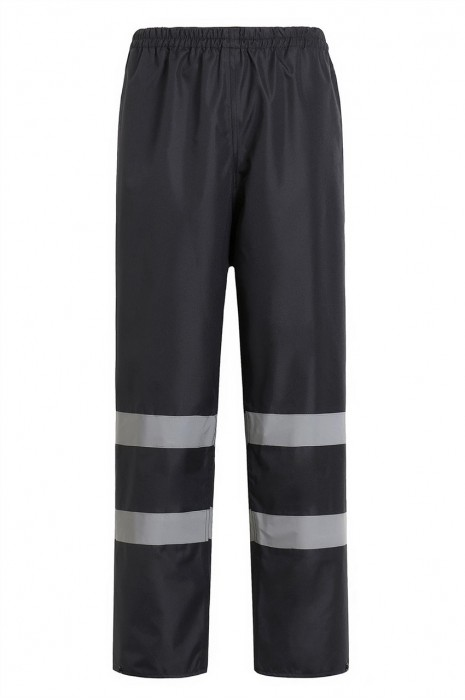 SKRC011 來樣訂做反光褲款式 建築 地盤 防水反光褲 反光褲製造商