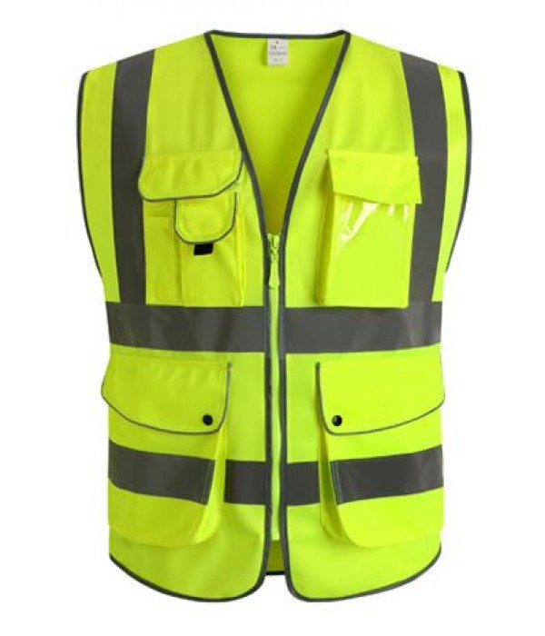 SKVT006 Custom vest reflective vest style Design traffic construction reflective vest style Manufacturing fluorescent reflective vest style Reflective vest franchise Reflective vest price