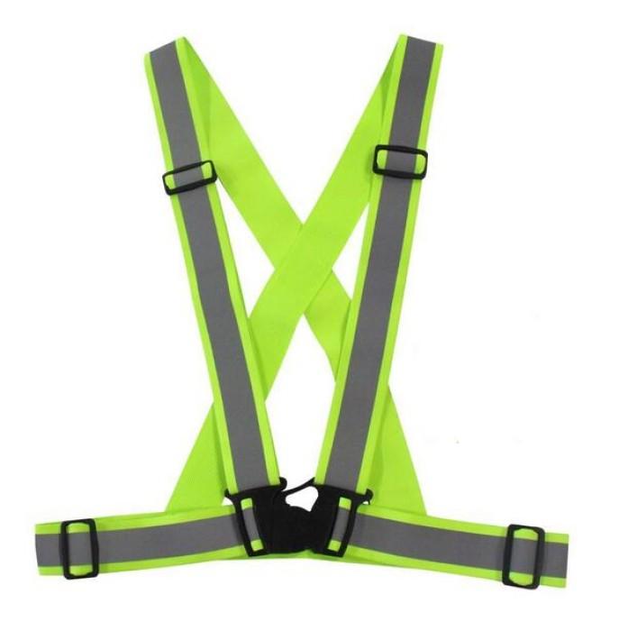 SKVT012 自訂兒童戶外運動反光背心款式   訂做彈力鬆緊背帶款式   製作騎車反光背心款式   反光背心專營