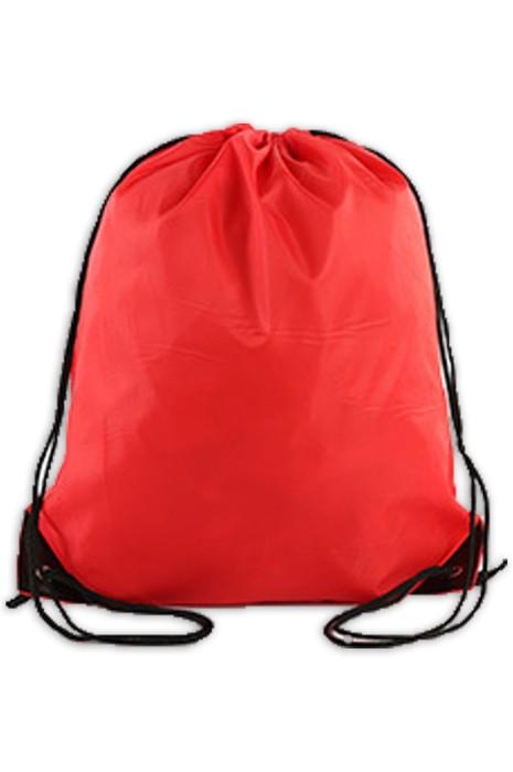 SKRB007 大量訂製抽繩背包 設計無紡布抽繩袋彩色  抽繩袋中心 35*40