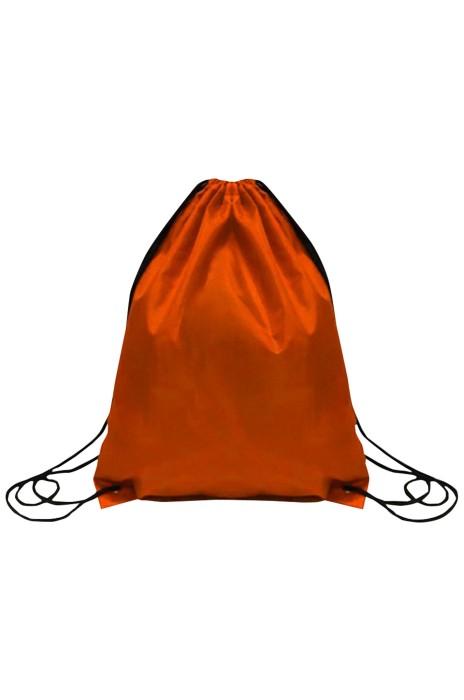 SKRB008     運動防水抽繩   雙肩包拉繩培訓    學生補習班袋子印字logo束口袋定制42*34