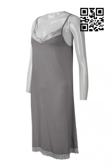 FA340  製作度身時裝款式    自訂蕾絲邊連身裙時裝款式  連身裙  訂做女士時裝款式    時裝款專門店