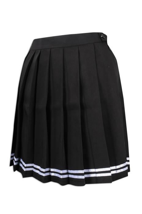 FA353 訂做百褶裙 半身短裙 時裝款式供應商